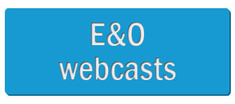 E&O webcasts