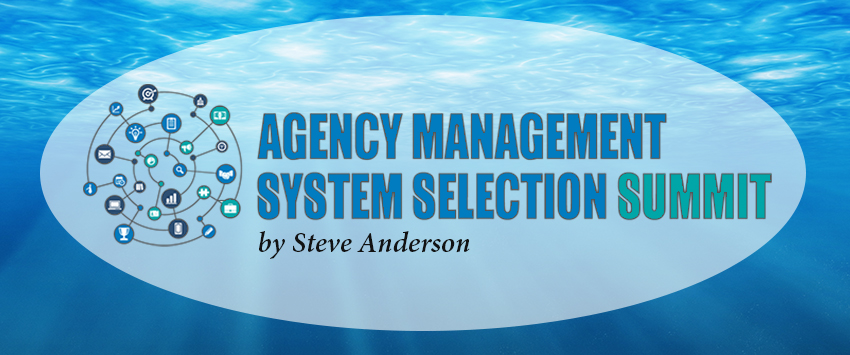 Agency Management System Selection Summit webinar series