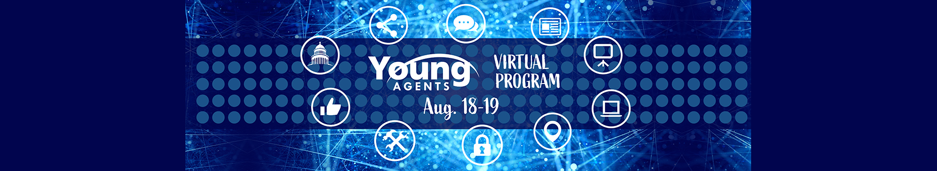 Young Agents Virtual Program - Aug 18-19, 2020