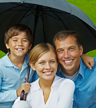 Encourage your clients to protect their assets with a standalone Personal Umbrella Policy.