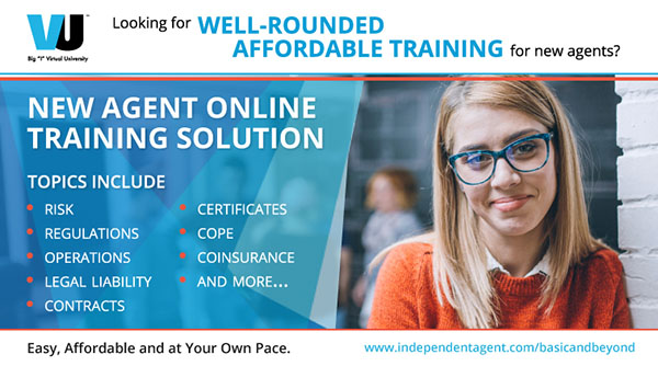 New Agent Online Training Sollutions